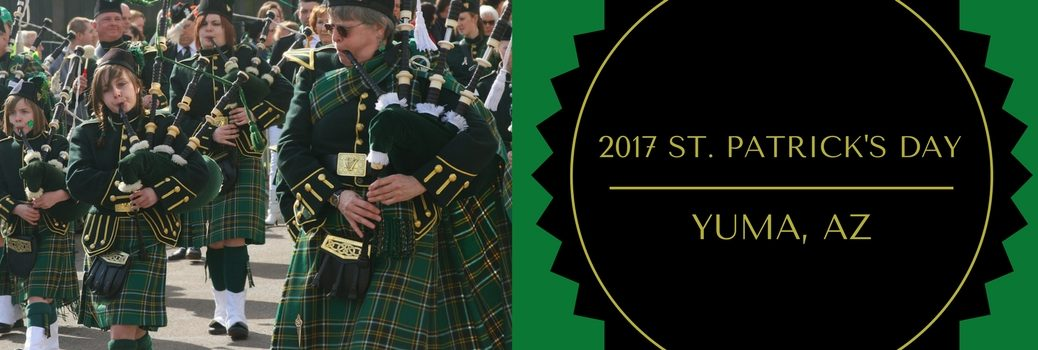 2017 St. Patrick's Day Events in Yuma, AZ