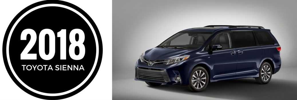 2018 Toyota Sienna Updates and Release Information