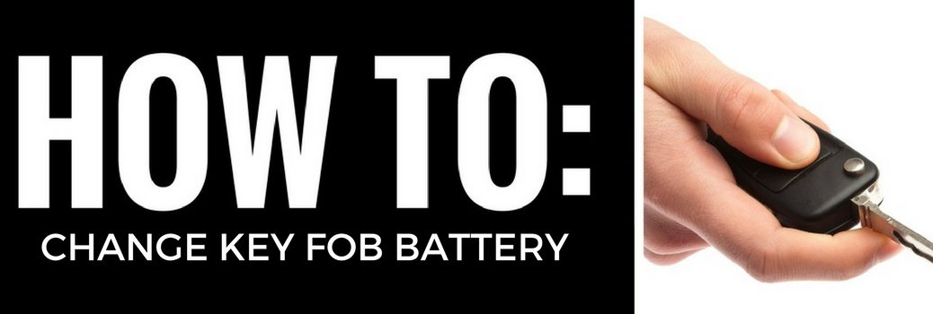 Key Fob Battery Low >> How To Change The Battery In Your Toyota S Key Fob