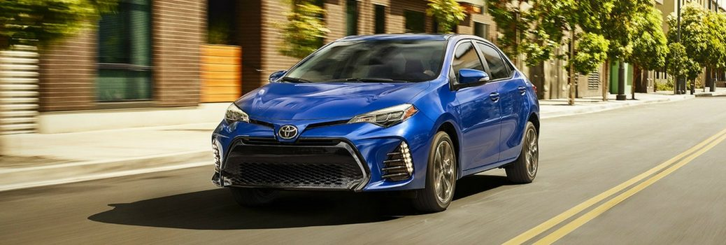 Does the 2017 Toyota Corolla Have Cruise Control?
