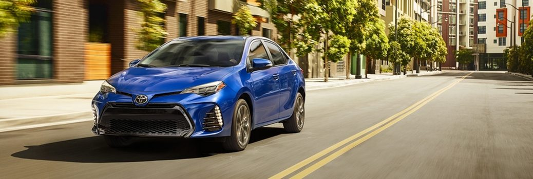 Does the 2018 Toyota Corolla Come with Toyota Safety Sense?