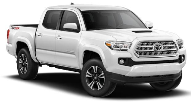 Toyota Tacoma Colors >> 2017 Toyota Tacoma Available Exterior Paint Color Options