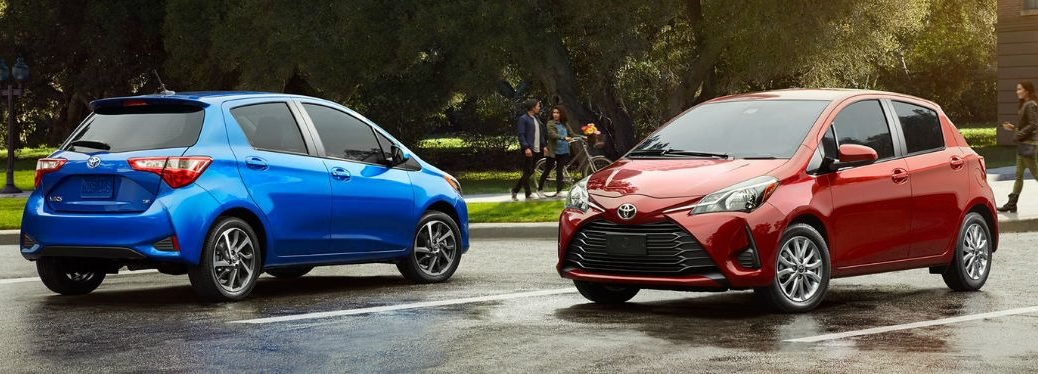 Toyota Yaris Boasts Some Serious Fuel Efficiency Numbers
