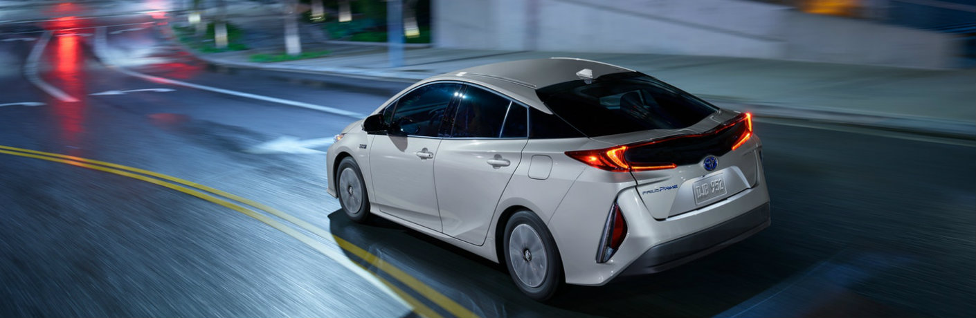 How Far Can the 2020 Toyota Prius Go On a Tank of Gas?