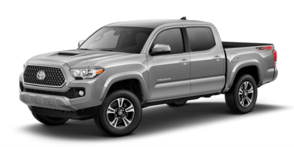 2018 Tacoma Colors >> 2018 Toyota Tacoma Available Exterior Paint Color Options