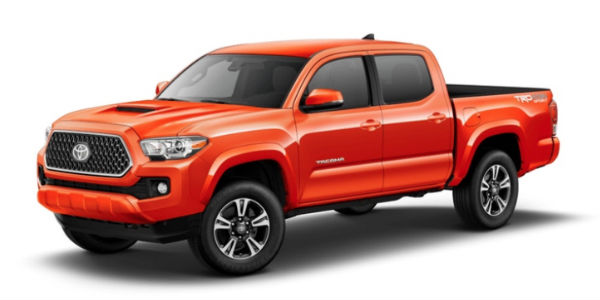 2018 Toyota Tacoma in Inferno