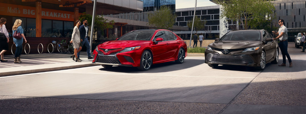 What is the 2020 Toyota Camry Engine Like?