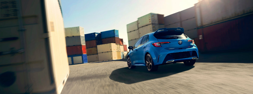 """2019 Toyota Corolla Hatchback """"Greater Than"""" Commercials"""
