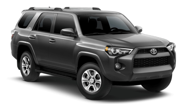 Road Runner Auto Sales >> Available exterior color options of the 2019 Toyota 4Runner - Alexander Toyota