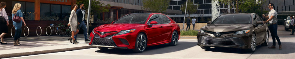 What Technology Features Does the 2020 Toyota Camry Have?