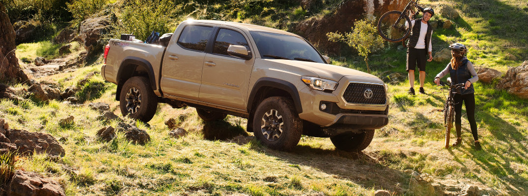 How powerful is the 2019 Toyota Tacoma?