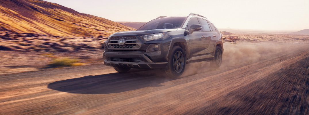 What Engine Options Does the 2019 Toyota RAV4 Have?