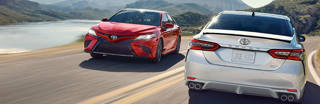 What's New With the 2019 Toyota Camry Design?