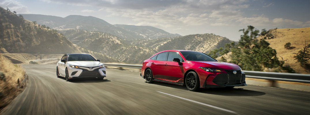 What Is Different About the 2020 Toyota Camry TRD?