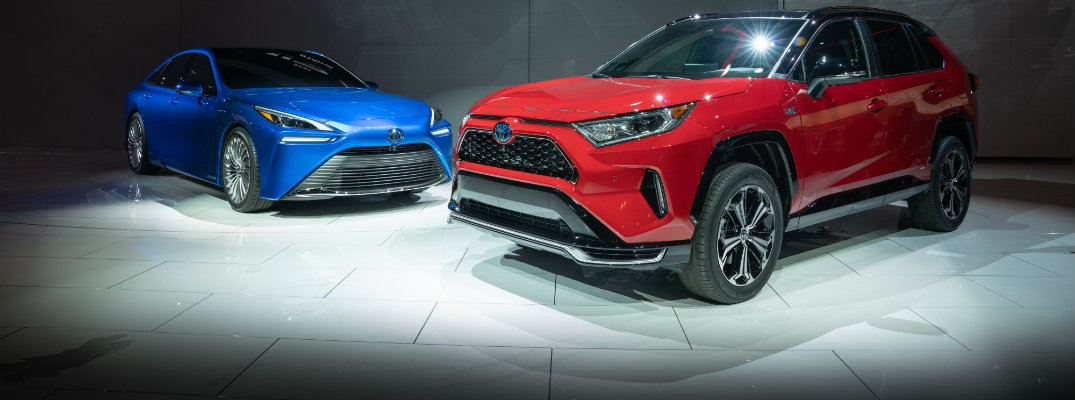 Toyota Announces Two New Vehicles at Los Angeles Auto Show