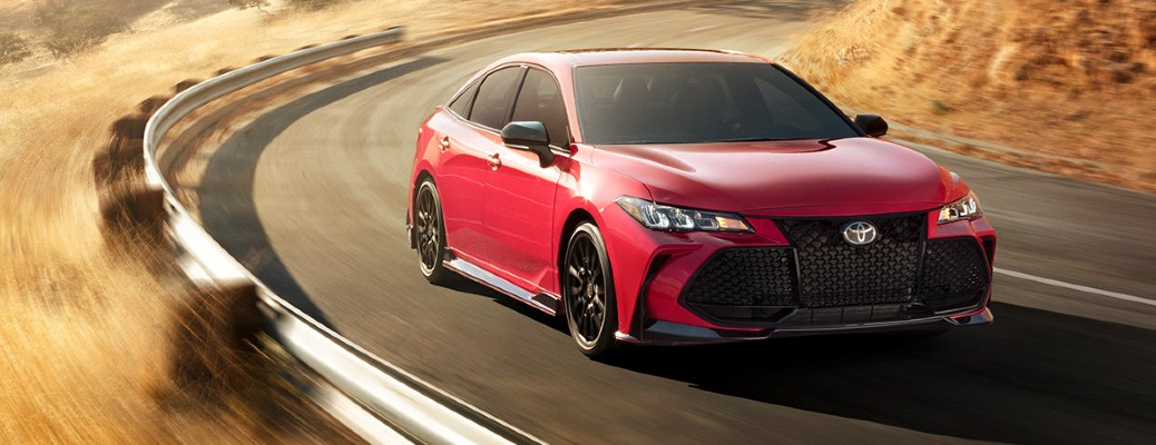 Find the 2020 Toyota Avalon color option that suits you