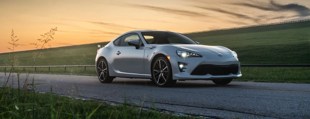 2020 Toyota 86 front view