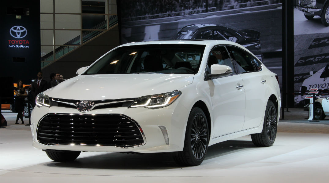 New Toyota Models Unveiled To World In Chicago J Pauley Toyota