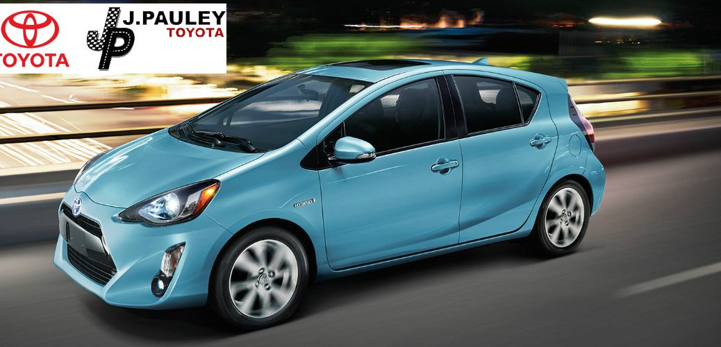 Differences For The Prius C Trim