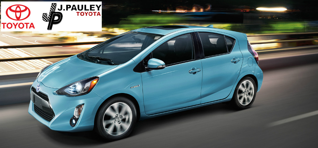 Differences For The Prius C Trims