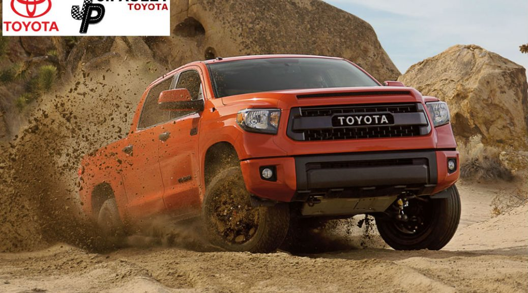 what makes the TRD Tundra different from the regular version