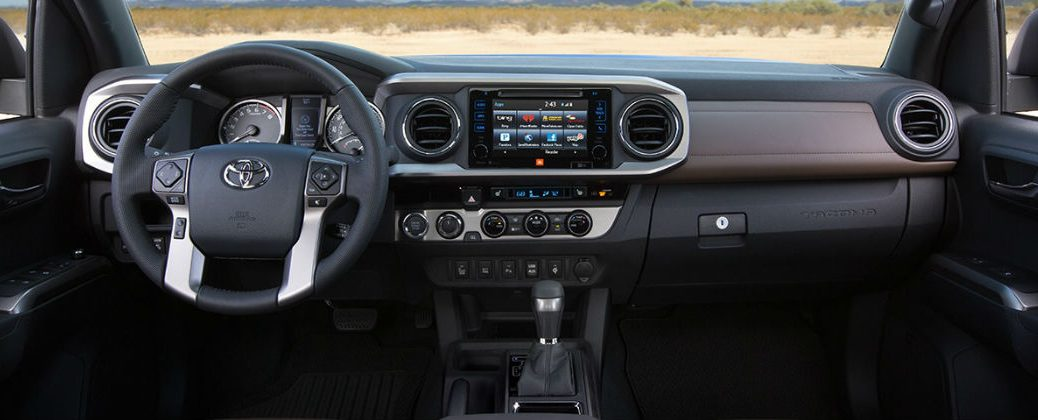 What is the Toyota Entune Interface at J Pauley Toyota-Fort Smith AR