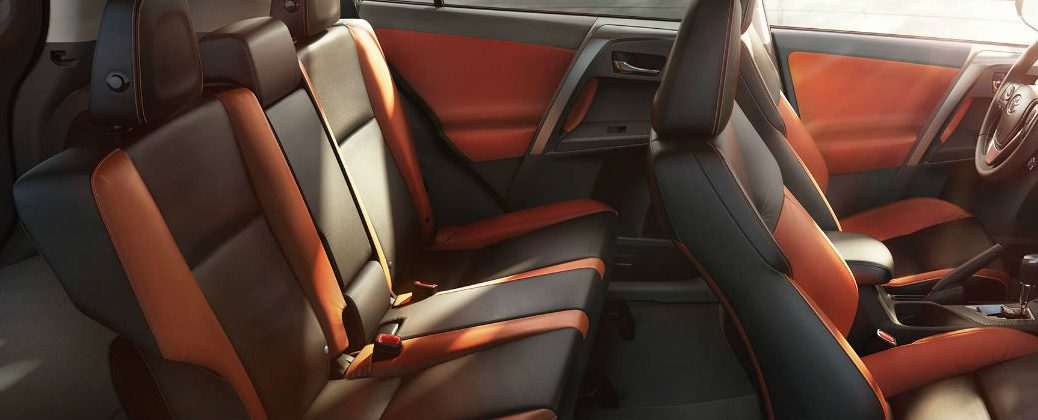 Toyota Softex Vs Leather Cloth Seats At J Pauley Fort Smith Ar