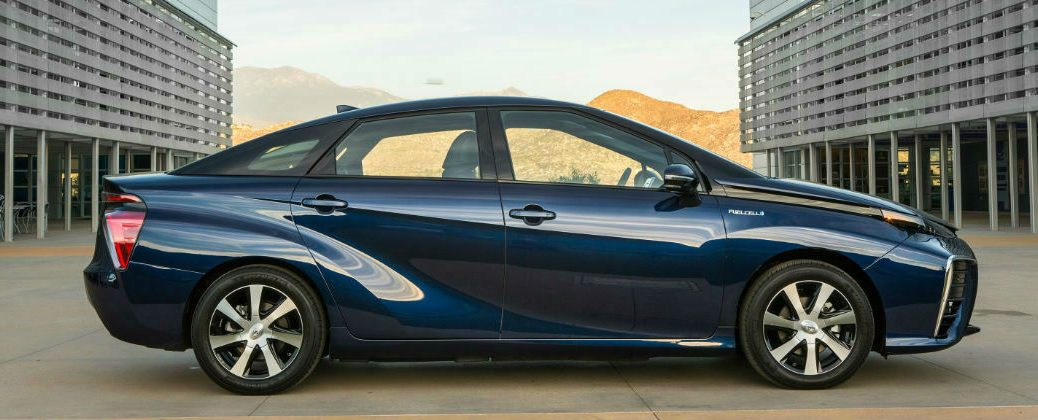 Official 2016 Toyota Mirai Driving Range and Fuel Economy at J. Pauley Toyota-Fort Smith AR-New toyota Dealer-Toyota Hydrogen Fuel Cell Technology