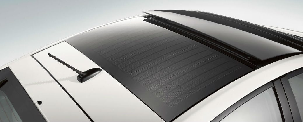 How Does The Toyota Prius Solar Roof Feature Work At J Pauley
