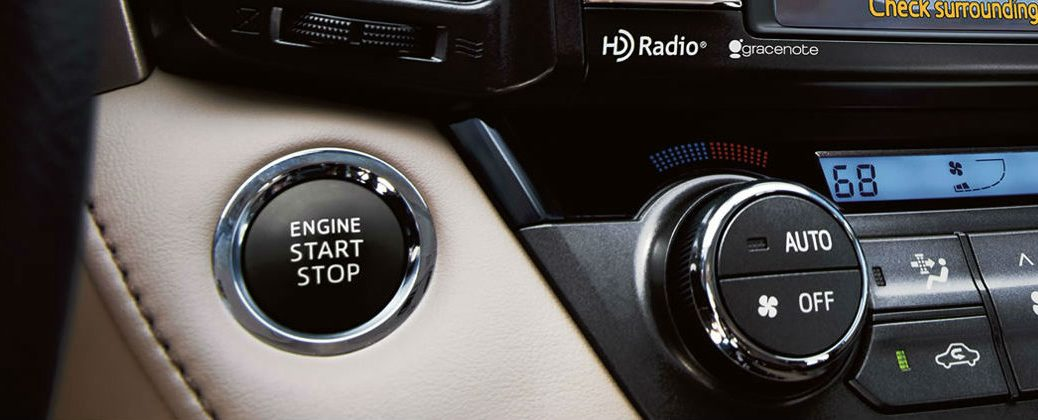 What Are the Benefits and Advantages of the Toyota Push Button Start