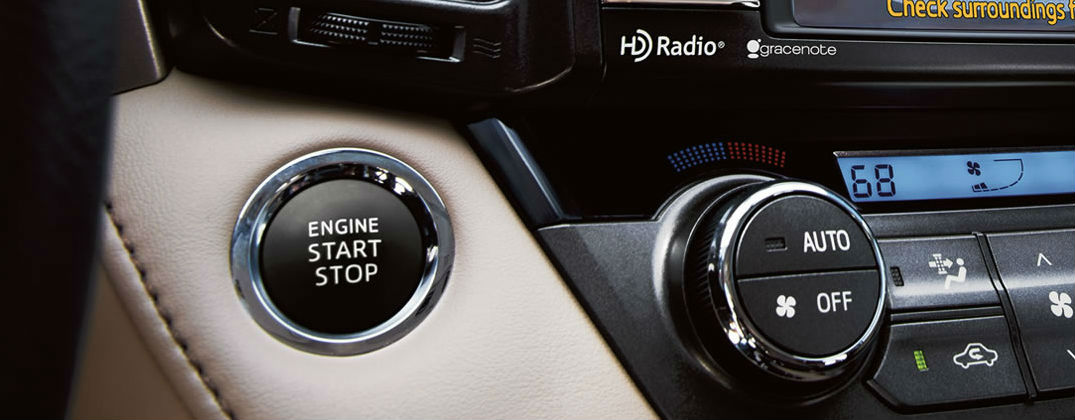 Cars That Start With J >> How To Use Toyota Smart Key And Push Button Start