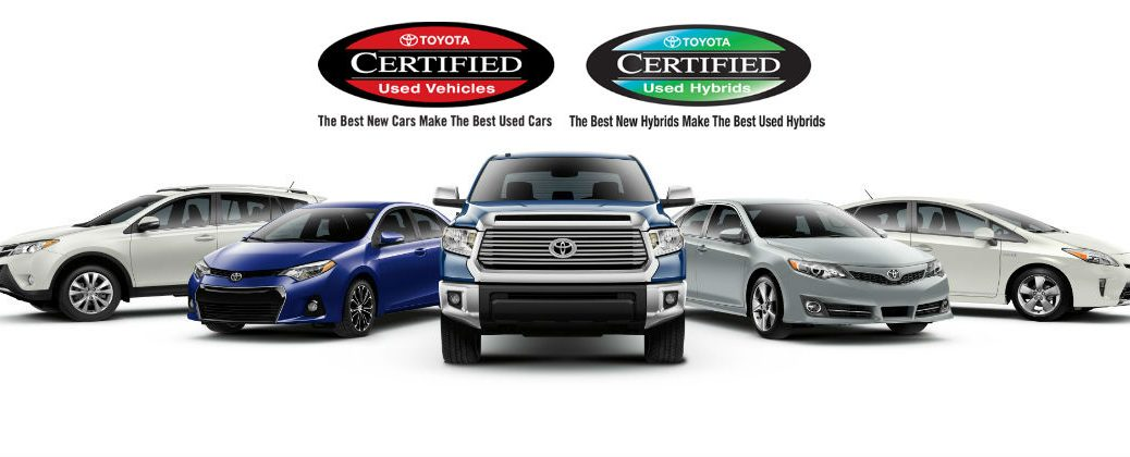 Certified Used Cars >> What Are The Benefits Of Toyota Certified Used Vehicles