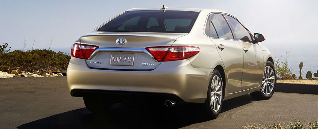 Differences Between The 2016 Toyota Camry And 2017 At J Pauley