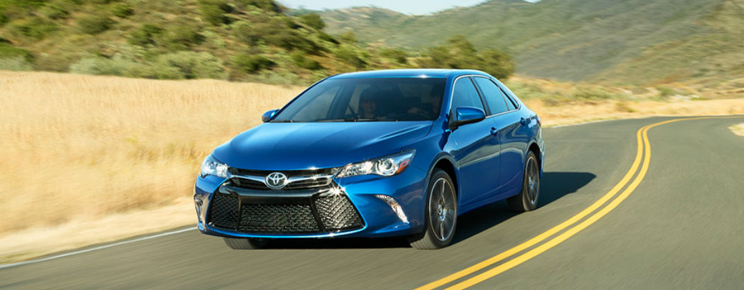 How Has the Toyota Camry Changed Since its Redesign in 2015? « J