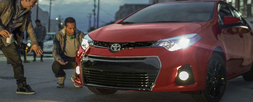 What S New For The 2016 Toyota Corolla At J Pauley Fort Smith