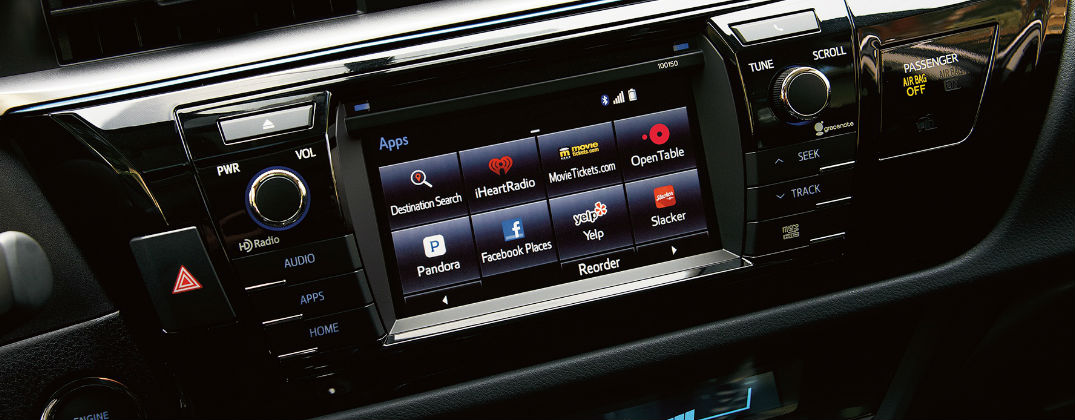 New 2016 Toyota Corolla Puts A Focus On Entertainment And