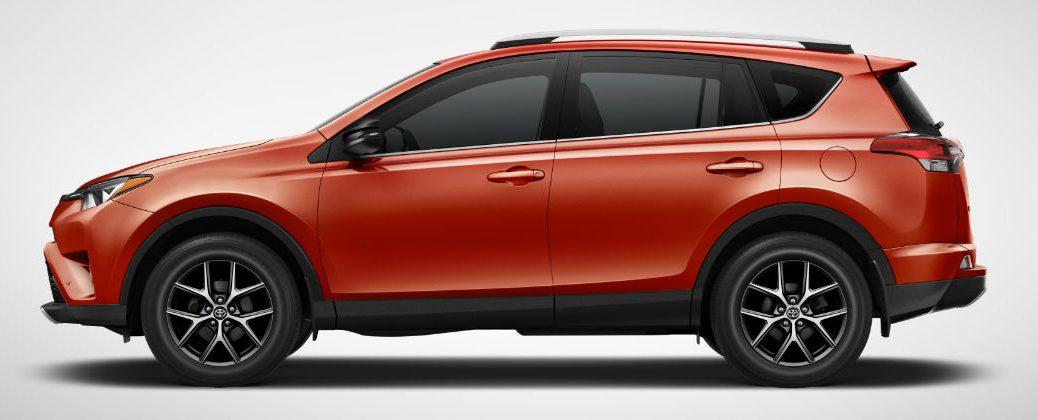 New 2016 Toyota Rav4 Se Trim Features At J Pauley Fort Smith Ar