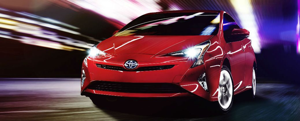 Official 2016 Toyota Prius Design Features at J. Pauley Toyota-Fort Smith AR-2016 Toyota Prius Exterior Front End