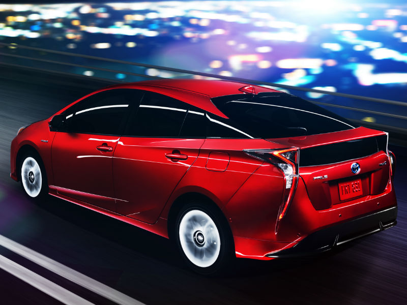 2016 Toyota Prius Backend At J Pauley Fort Smith Ar