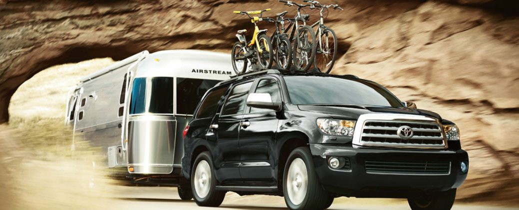 Toyota Sequoia Towing Capacity