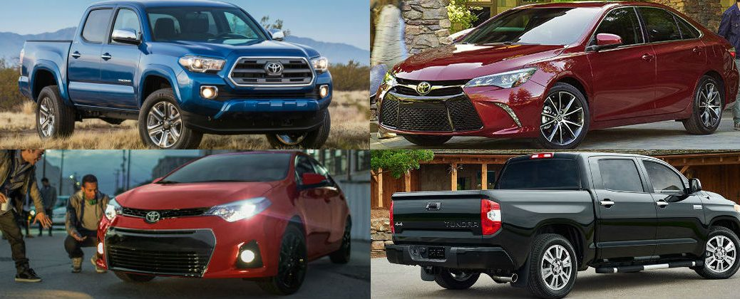 2016 Toyota Tundra is Now Available in Fort Smith AR at J. Pauley Toyota-4 New 2016 Toyota Models