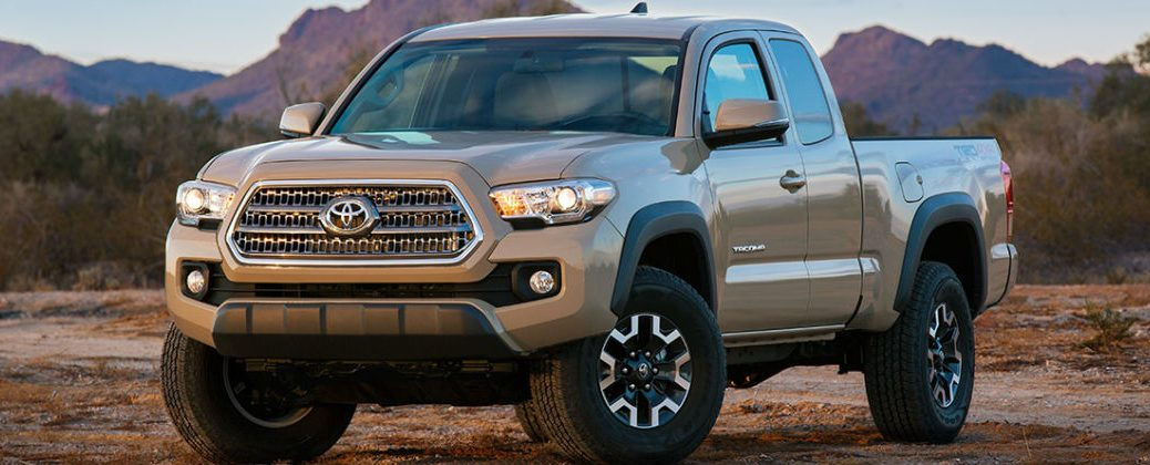 Differences Between Daytime Running Lights and Fog Lights at J. Pauley Toyota-Fort Smith AR-2016 Toyota Tacoma Front Exterior Lighting Systems