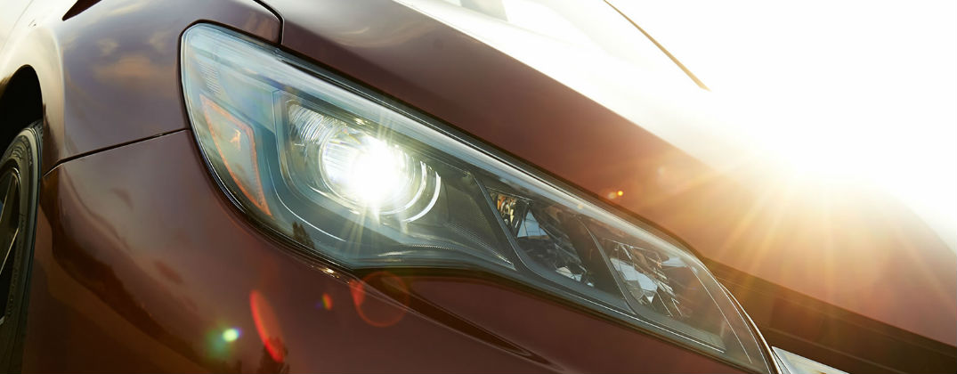 Differences Between Daytime Running Lights And Fog At J Pauley Toyota Fort Smith