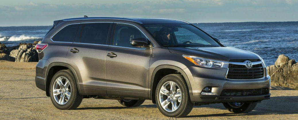 What S New For The 2016 Toyota Highlander At J Pauley Fort Smith