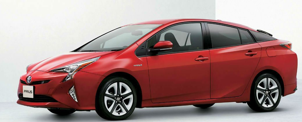 5 Things You Need to Know About the 2016 Toyota Prius at J. Pauley Toyota-Fort Smith AR-Red 2016 Toyota Prius Exterior