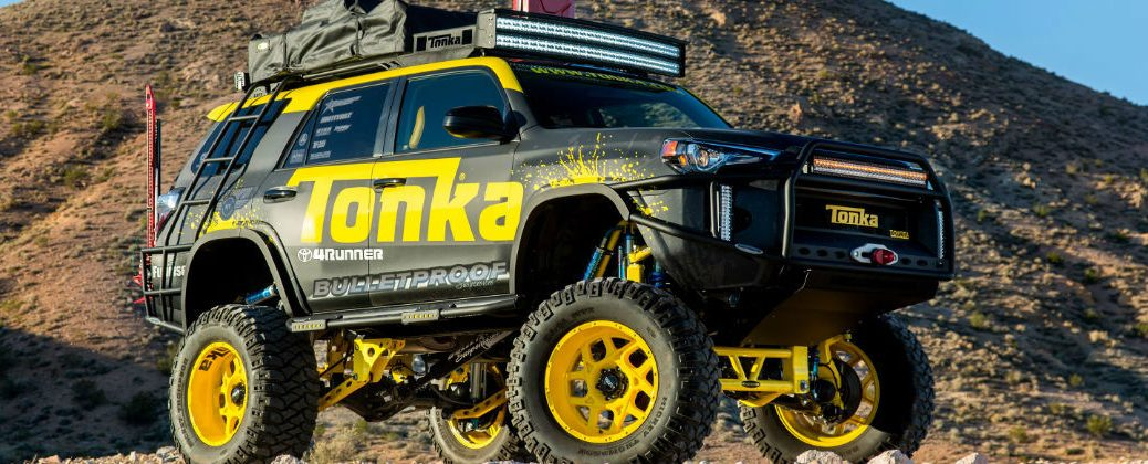 What is the Toyota Tonka 4Runner Concept? at J. Pauley Toyota-Fort Smith AR-Toyota Tonka 4Runner Exterior
