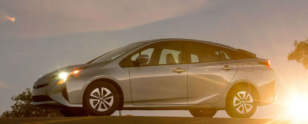 Official 2016 Toyota Prius Fuel Economy Specs At J Pauley Fort Smith Ar
