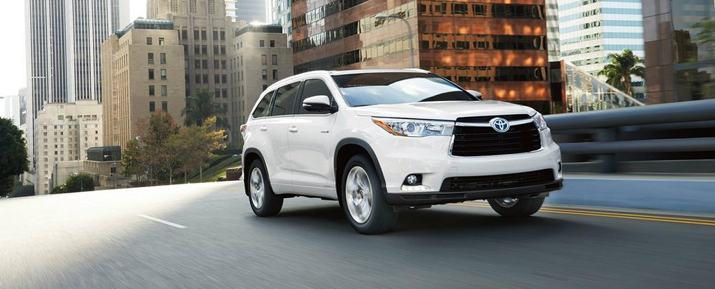 2016 Toyota Highlander Hybrid Features And Fuel Economy