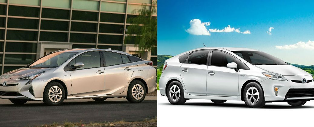 Differences Between the 2016 Toyota Prius and 2015 Toyota Prius at J. Pauley Toyota-Fort Smith AR-2016 Toyota Prius vs 2015 Toyota Prius