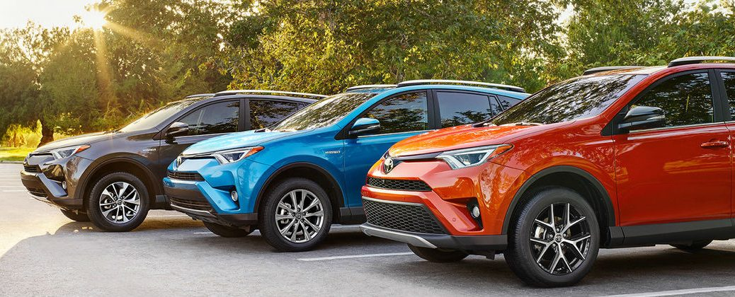 What Are The Color Options For 2016 Toyota Rav4 At J Pauley